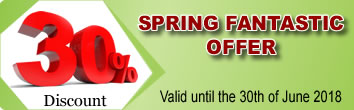 spring fantastic offer